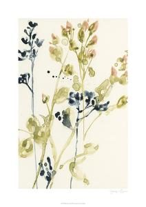 Blush Buds I by Jennifer Goldberger
