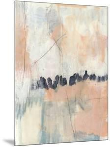 Blush & Navy II by Jennifer Goldberger