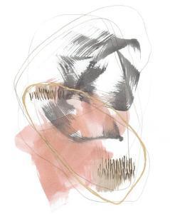 Blushing Circularity II by Jennifer Goldberger