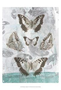 Butterflies & Filigree II by Jennifer Goldberger