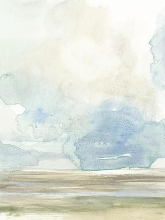 Clouds over the Marsh I