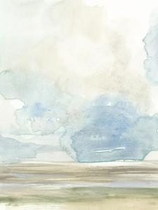 Clouds over the Marsh I by Jennifer Goldberger