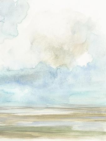 Clouds over the Marsh II