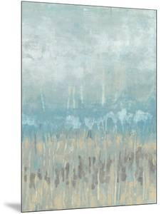 Coastline Abstraction II by Jennifer Goldberger