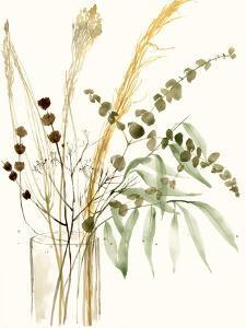 Composition in Vase II by Jennifer Goldberger