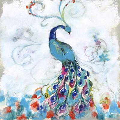 Confetti Peacock I