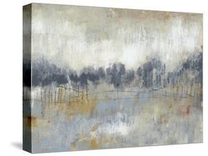 Cool Grey Horizon II by Jennifer Goldberger