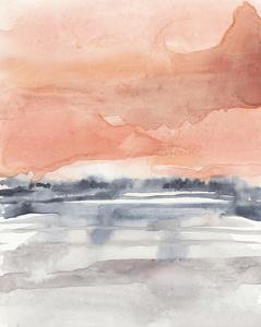 Coral Sky I by Jennifer Goldberger