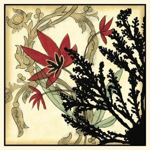 Coral Tapestry II by Jennifer Goldberger