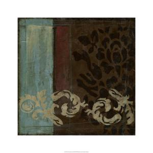 Damask Tapestry II by Jennifer Goldberger