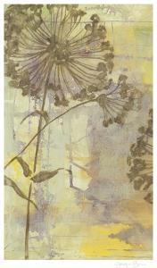 Dandelion Dance I by Jennifer Goldberger