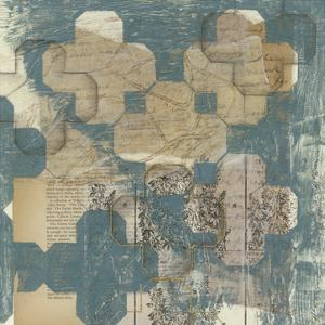 Deconstructed Quatrefoil II by Jennifer Goldberger