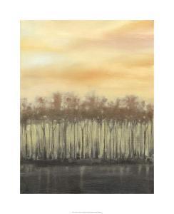 Dusk in Autumn by Jennifer Goldberger