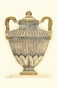 Dusty Urn Sketch I by Jennifer Goldberger