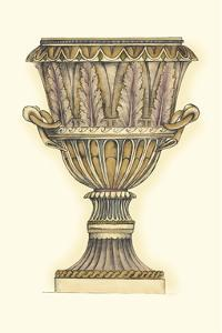 Dusty Urn Sketch II by Jennifer Goldberger