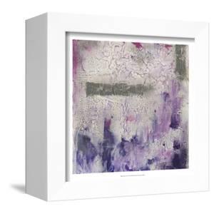 Dusty Violet I by Jennifer Goldberger