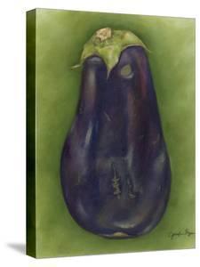 Eggplant by Jennifer Goldberger