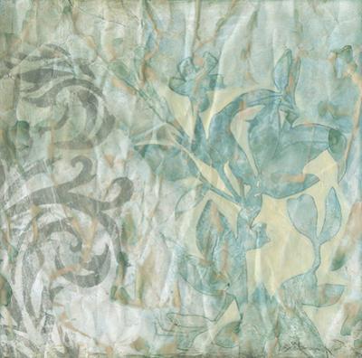 Embellished Flower Spray II by Jennifer Goldberger
