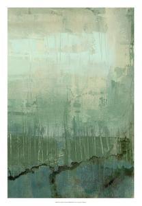 Emerald Sky II by Jennifer Goldberger