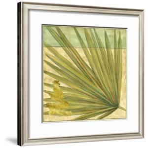 Fan Palm I by Jennifer Goldberger