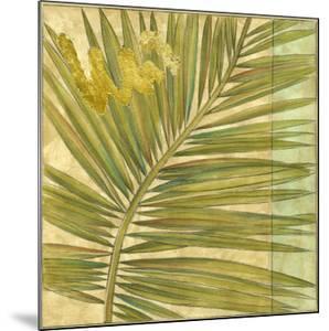 Fan Palm II by Jennifer Goldberger