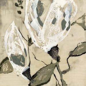 Flower Pods II by Jennifer Goldberger