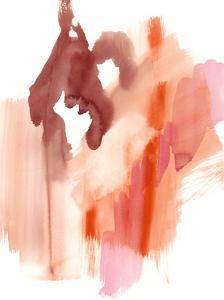 Flowing Sunset I by Jennifer Goldberger