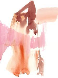 Flowing Sunset II by Jennifer Goldberger