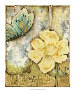 Garden Metamorphosis I by Jennifer Goldberger