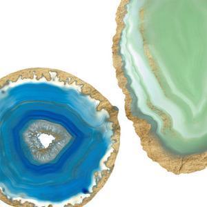 Gem Stones III by Jennifer Goldberger