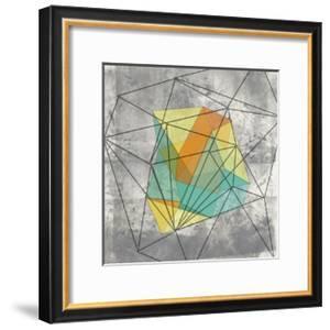 Geomolecule I by Jennifer Goldberger