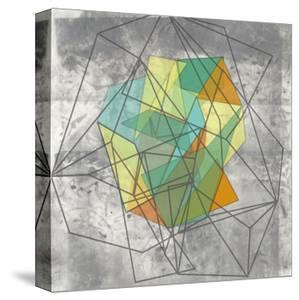 Geomolecule II by Jennifer Goldberger