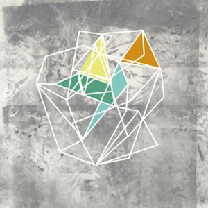 Geomolecule IV by Jennifer Goldberger