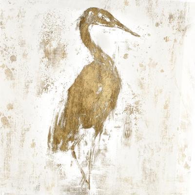 Gilded Heron I