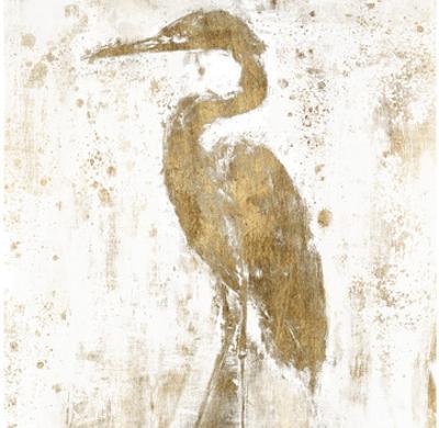Gilded Heron II