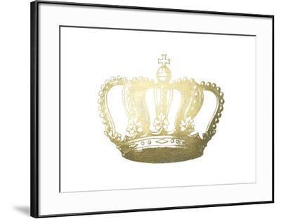 Gold Foil Crown I