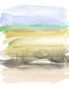 Grassy Marsh I by Jennifer Goldberger