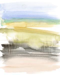 Grassy Marsh II by Jennifer Goldberger
