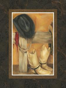 Hat and Boots by Jennifer Goldberger