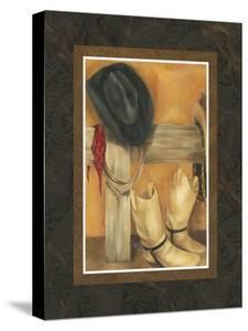 Hat and Boots by Jennifer Goldberger