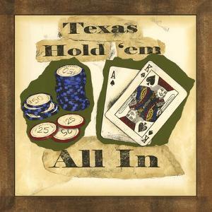 Hold 'Em I by Jennifer Goldberger