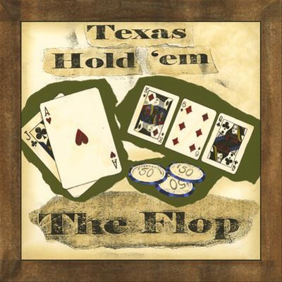 Hold 'em III by Jennifer Goldberger