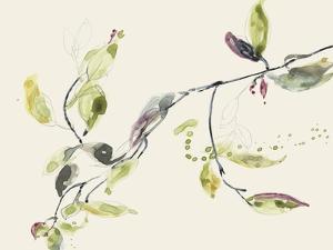 Leaf Branch I by Jennifer Goldberger