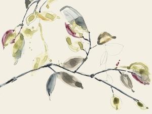 Leaf Branch II by Jennifer Goldberger