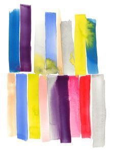 Lined Up I by Jennifer Goldberger