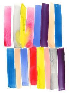 Lined Up II by Jennifer Goldberger