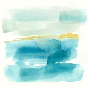 Liquid Horizon I by Jennifer Goldberger