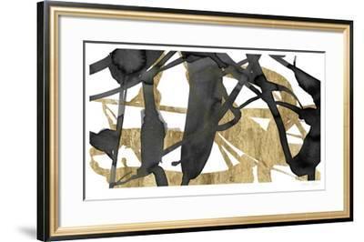 Luxe Gold III by Jennifer Goldberger