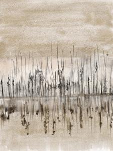 Marshline Reflection I by Jennifer Goldberger