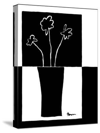 Minimalist Flower in Vase II